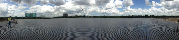 Panorama roof