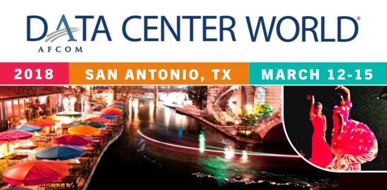 Data center world 2018 blog