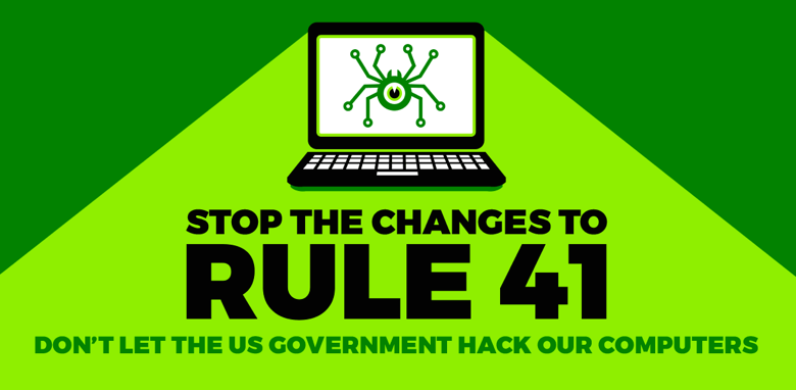 Rule41 blog