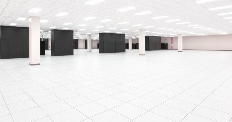 Blog white floor