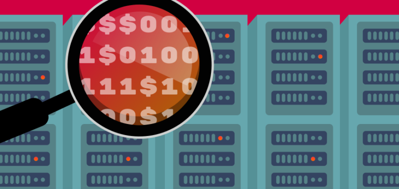Hidden costs data centers red