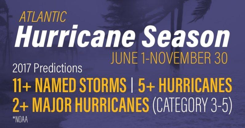 Hurricane blog 1