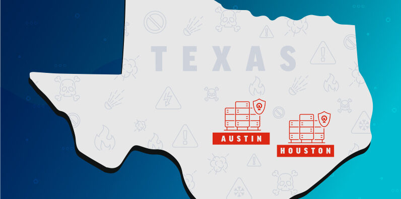 Img top reasons why texas data centers are strategically located datafoundry blog
