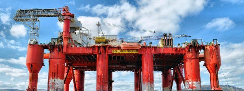 Oil platform blog