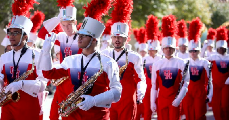 Uh band blog