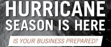Bg img card hurricane infographic